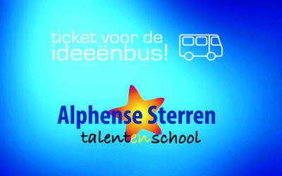 De AS Ideeënbus – méér creativiteit bij u op school!